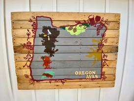 Oregon AVA's