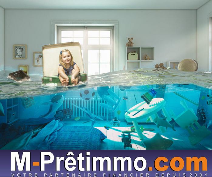 Votre assurance habitation à partir de 2.99€/ mois