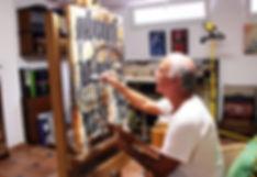 Prades Mateu, portafolio arte