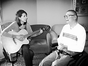Music therapy in Edmonton