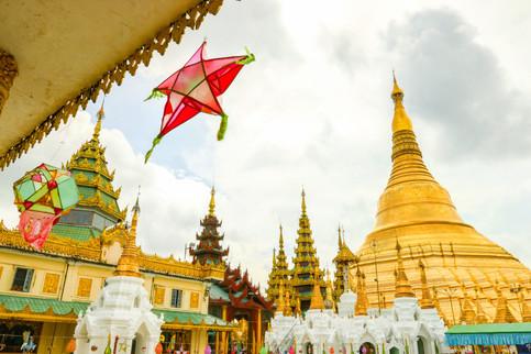 Thadingyut Lighting Festival