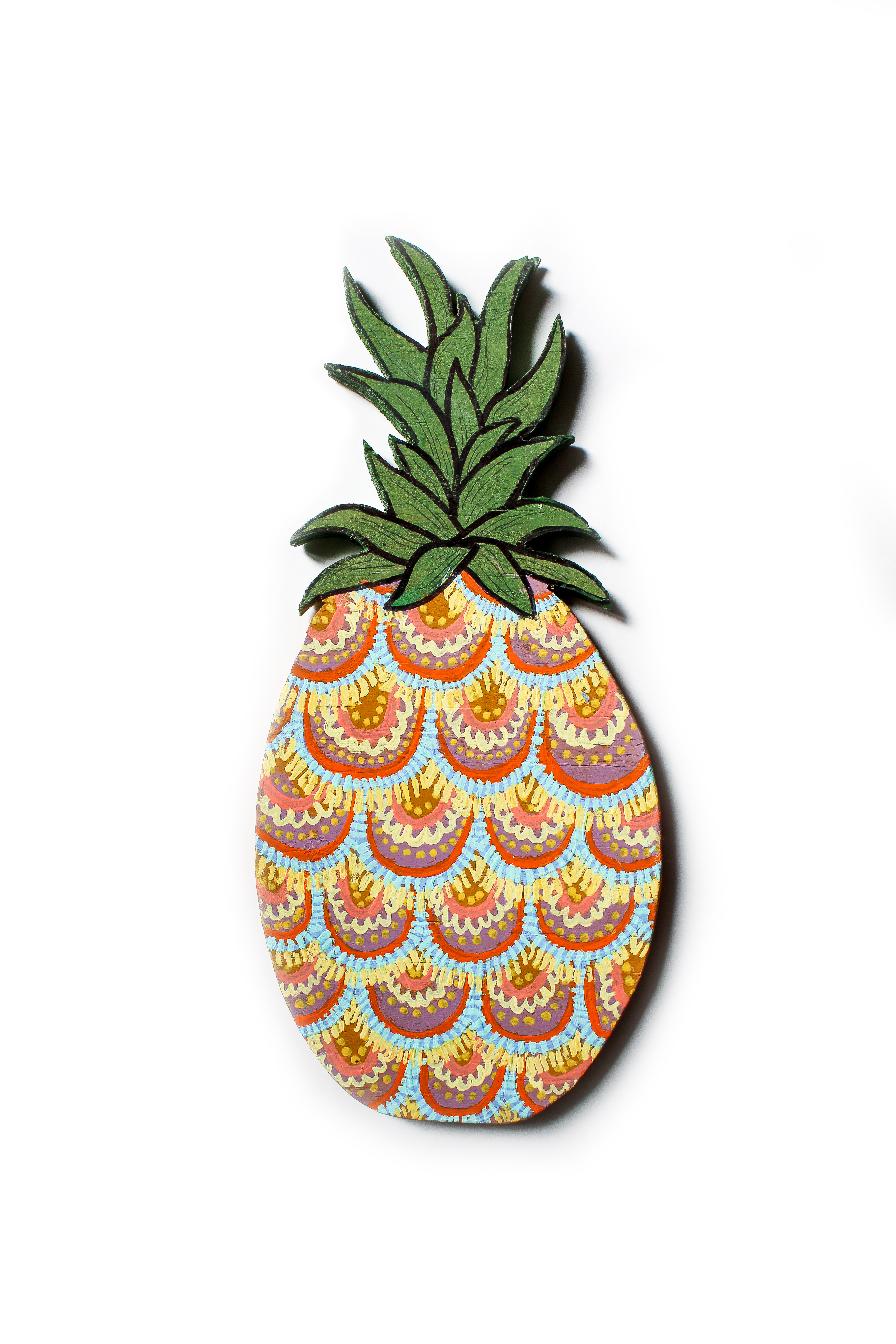 """""""groovy pineapple"""""""