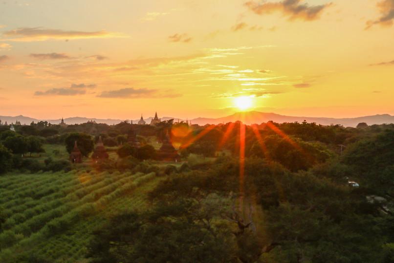 Stunning Sun