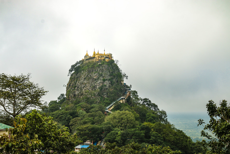 Mt. Popa