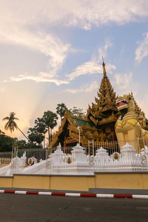 Welcome to Shwedagon