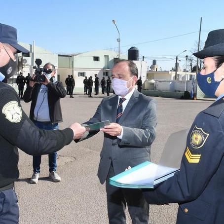Policía: Nueva promoción de 86 jóvenes Agentes