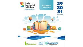Escritores pampeanos presentan títulos en la Feria Provincial del Libro