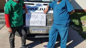 Regulan las funciones de choferes de ambulancias