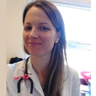 SILVINA WILLBERGER, especialista en pediatría, trasplante de médula ósea, hematóloga y oncóloga.