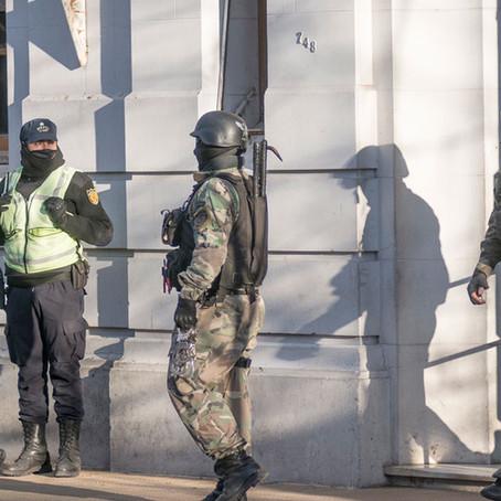 Doce presos imputados por el homicidio en el motín de General Pico
