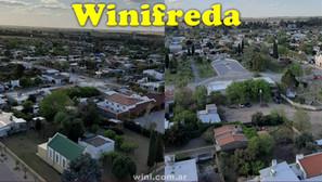 ¿Cómo estará el clima en Winifreda y la región?