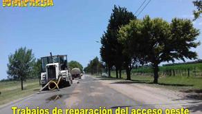 Intervenciones de Gobierno para mejorar la accesibilidad en 17 localidades