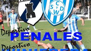 Éste miércoles se completan los partidos entre Deportivo Penales y Deportivo Winifreda