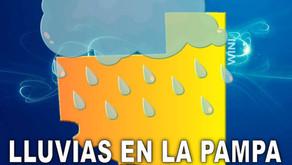 Nueva jornada con lluvias en la región