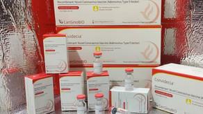 Llegaron 3.040 dosis de vacunas contra la COVID-19