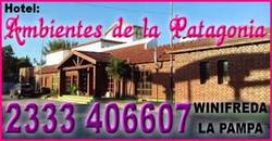 Hotel Ambientes de la Patagonia - ene 20