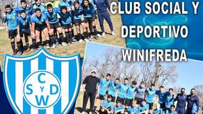 Sorteo del Bono Contribución de las categorías de inferiores del Deportivo Winifreda