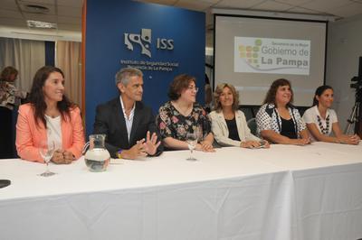 Encuentro provincial de mujeres