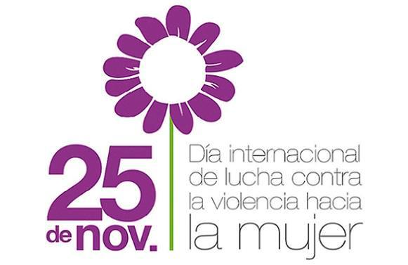 Día Internacional De La No Violencia Contra Las Mujeres en la Plaza San Martín de Winifreda