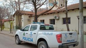 Winifreda: Salvaje agresión a un policía