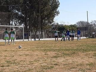 Deportivo Winifreda: Derrota en el amistoso con Ferro de Gral Pico
