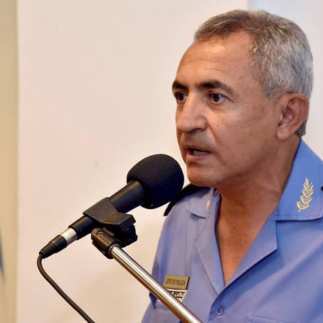 Renunció Héctor Lara, Jefe de la Policía de La Pampa