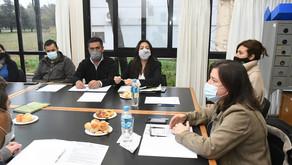 Primera reunión del año del Consejo Asesor Provincial de Suelos