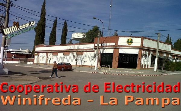 Cooperativa de Electricidad de Winifreda - CEW