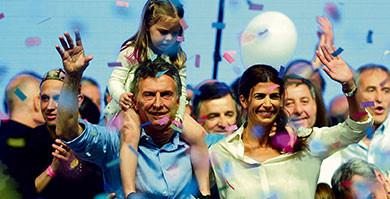 La Pampa también apoyó a Macri