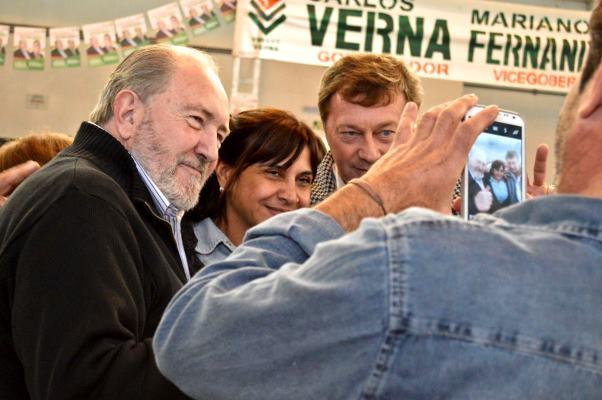Carlos Verna ya tiene a sus nueve ministros, entre ellos Tierno