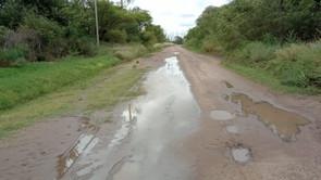 Registro de lluvias en La Pampa