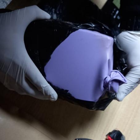Narcotráfico: Secuestraron 2,100 kilos de cocaína y detuvieron a una persona