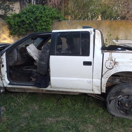En un accidente de tránsito murió un joven de Winifreda