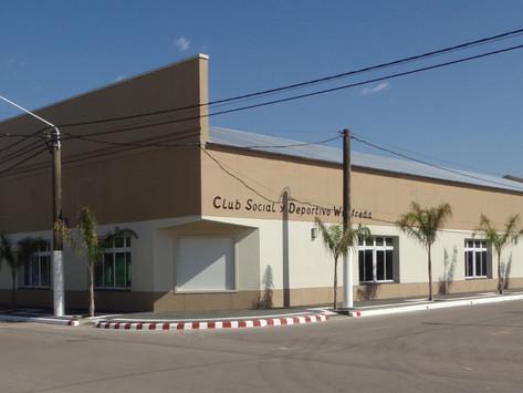 Tres años del nuevo salón del Deportivo Winifreda: Un sueño hecho realidad
