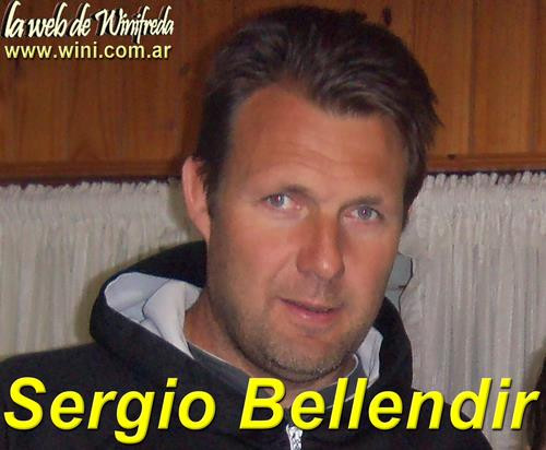 Sergio Ariel Bellendir, titular de Acción Social