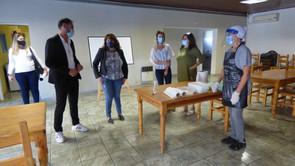 Destacan el funcionamiento del Plan Nutrir en Winifreda