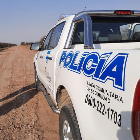 """Un policía de Santa Rosa tomó un """"licuado"""", se descompuso y está grave"""