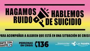 10 de septiembre: Día Mundial de Prevención del Suicidio