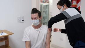 COVID: La Pampa habilita la vacunación libre y sin turnos