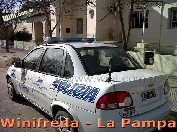 Noticias policiales de Winifreda