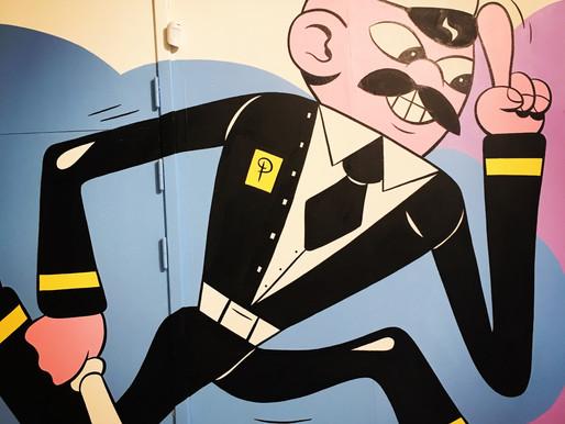 Hvornår tager din indre politimand over?