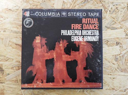 <再生確認済み>「 RITUAL FIRE DANCE / THE PHILADELPHIA ORCHESTRA : EUGENE ORMANDY 」 オープン