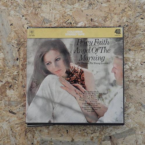 <再生確認済み>「 ANGEL OF THE MORNING / PERCY FAITH 」 オープンリール 7号 ミュージック テープ