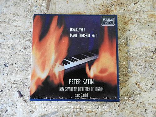 TCHAIKOVSKY : PIANO CONCERTO NO.1 / PETER KATIN
