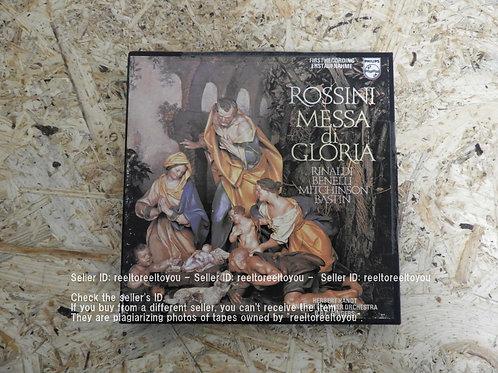 ROSSINI : MESSA DI GLORIA / HERBERT HANDT