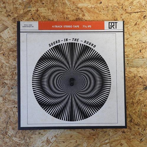 <再生確認済み>「 SOUNDO IN THE ROUND 」 オープンリール 7号 ミュージック テープ
