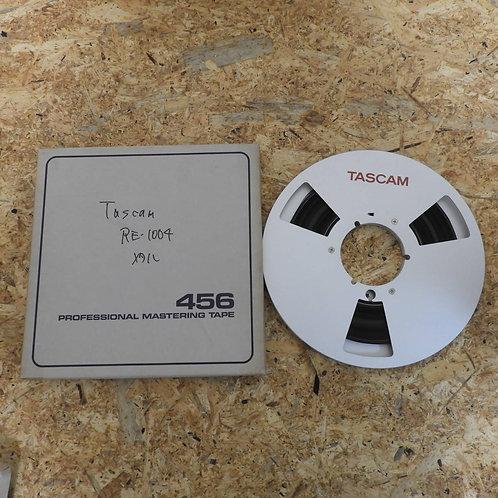 <状態未チェック> オープンリール テープ 10号 メタルリール 220