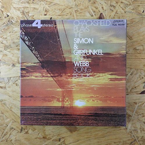<再生確認済み>「 明日にかける橋 / フランク・チャックスフィールド 」 オープンリール 7号 ミュージック テープ