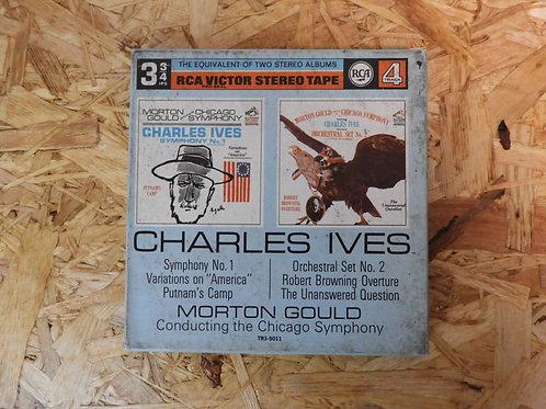 <再生確認済み>「 MORTON GOULD CHICAGO SYMPHONY / IVES : SYMPHONY No.1, ORCHESTRAL SET N