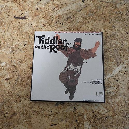 <再生確認済み>「 FIDDLER ON THE ROOF : SOUND TRACK 」 オープンリール 7号 ミュージック テープ